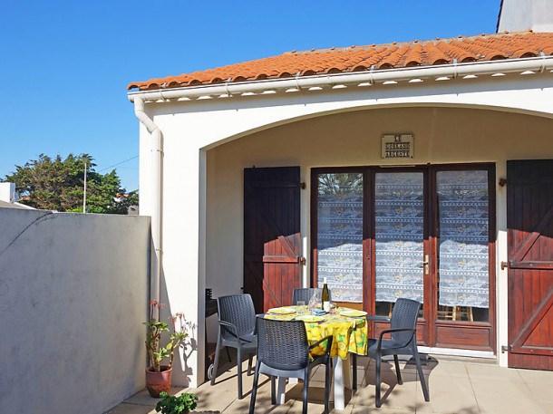 Location vacances Les Sables-d'Olonne -  Maison - 4 personnes - Télévision - Photo N° 1