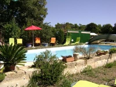 Gites avec grande piscine dans le Gard - Fontanès