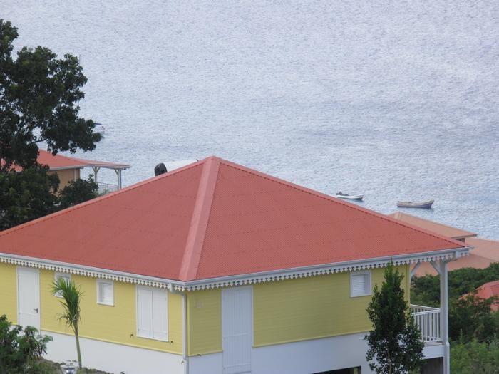 villa : vue d'ensemble