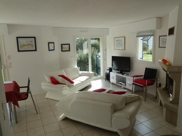 Holiday rentals Carnac - House - 7 persons - BBQ - Photo N° 1