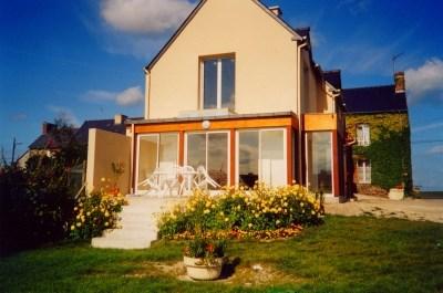 Location vacances Saint-Benoît-des-Ondes -  Appartement - 4 personnes - Barbecue - Photo N° 1