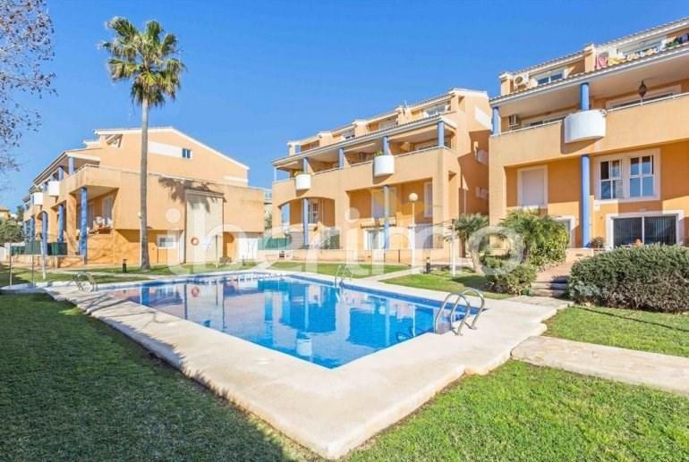 Holiday rentals Jávea/Xàbia - Apartment - 5 persons - Television - Photo N° 1