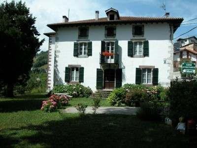 Holiday rentals Saint-Jean-Pied-de-Port - Cottage - 12 persons - BBQ - Photo N° 1
