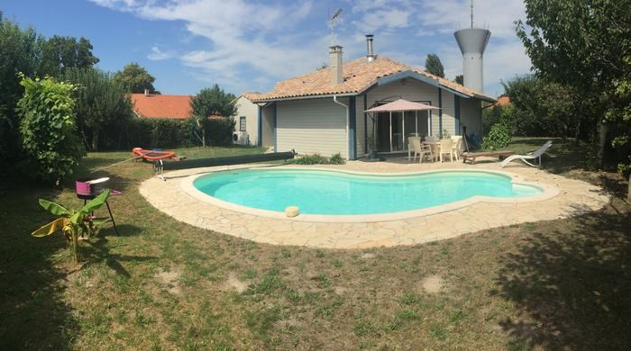Holiday rentals Tosse - House - 6 persons - BBQ - Photo N° 1