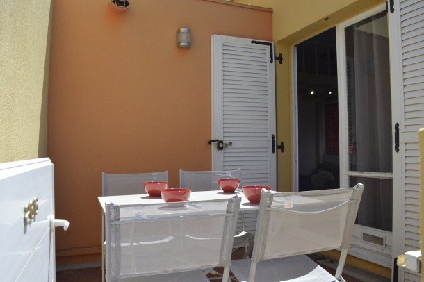 Location vacances Agde -  Appartement - 4 personnes - Terrasse - Photo N° 1