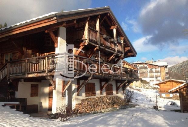 Chalet Les Gets (Haute-Savoie) pour 6 personnes.
