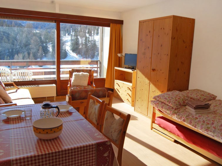 Location vacances Nendaz -  Appartement - 3 personnes -  - Photo N° 1