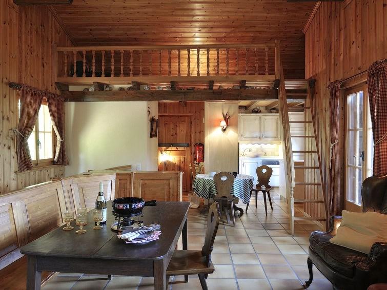 Location vacances Gruyères -  Maison - 5 personnes -  - Photo N° 1