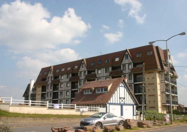 Location vacances Cabourg -  Appartement - 5 personnes - Télévision - Photo N° 1