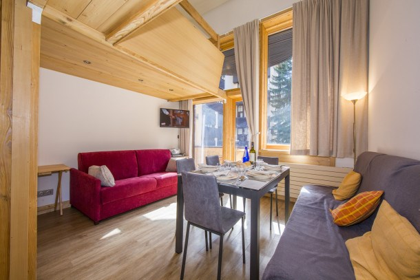 Location vacances Chamonix-Mont-Blanc -  Appartement - 5 personnes - Barbecue - Photo N° 1
