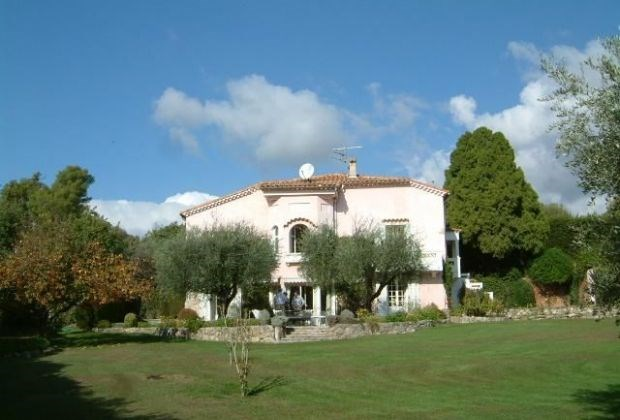 Holiday rentals Mouans-Sartoux - House - 10 persons - BBQ - Photo N° 1