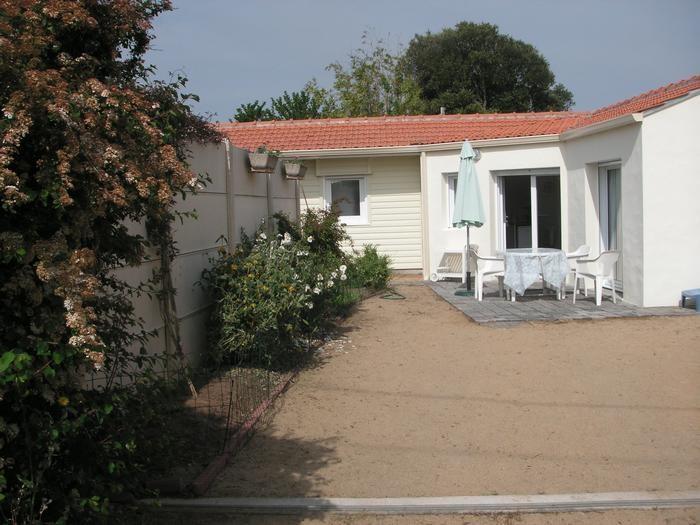 Holiday rentals La Plaine-sur-Mer - House - 4 persons - BBQ - Photo N° 1
