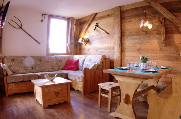 Location vacances Les Avanchers-Valmorel -  Appartement - 5 personnes - Four - Photo N° 1