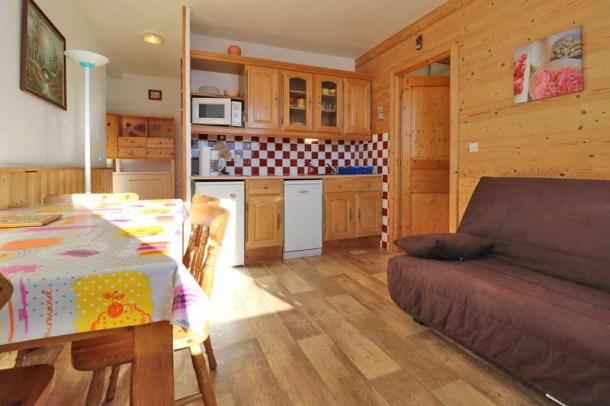 Location vacances La Rosière -  Appartement - 5 personnes - Télévision - Photo N° 1