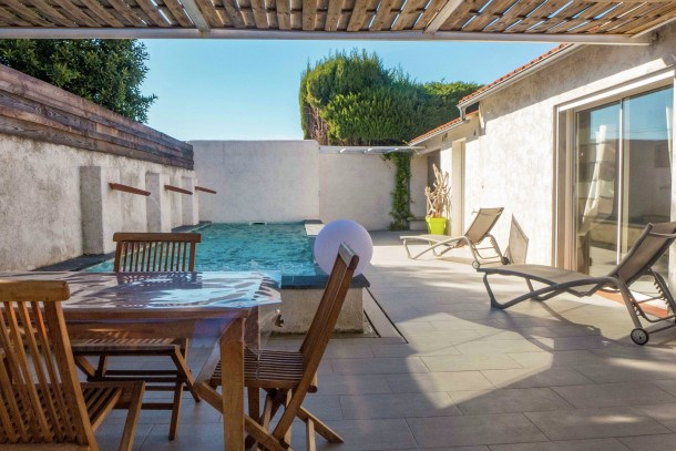 Location vacances Villedaigne -  Maison - 2 personnes - Barbecue - Photo N° 1