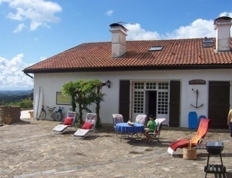 Location vacances Sainte-Marie-de-Gosse -  Maison - 4 personnes - Barbecue - Photo N° 1