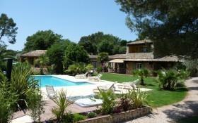 Location vacances La Motte -  Chambre d'hôtes - 4 personnes - Jardin - Photo N° 1