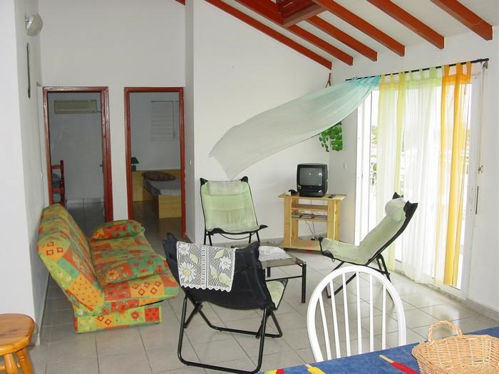 Holiday rentals Sainte-Anne - Apartment - 4 persons - Outdoor games - Photo N° 1