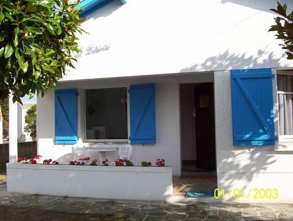 Maison à Noirmoutier-en-l'Ile en Vendée - Pays de la Loire proche des plages