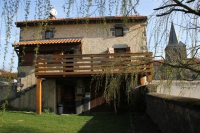 Holiday rentals Saint-Genès-Champanelle - Cottage - 8 persons - BBQ - Photo N° 1