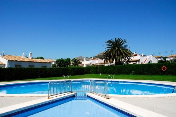 Location vacances Torroella de Montgrí -  Maison - 6 personnes - Jardin - Photo N° 1