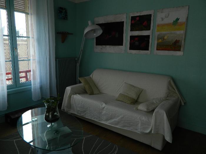 Location vacances Mers-les-Bains -  Appartement - 4 personnes - Télévision - Photo N° 1