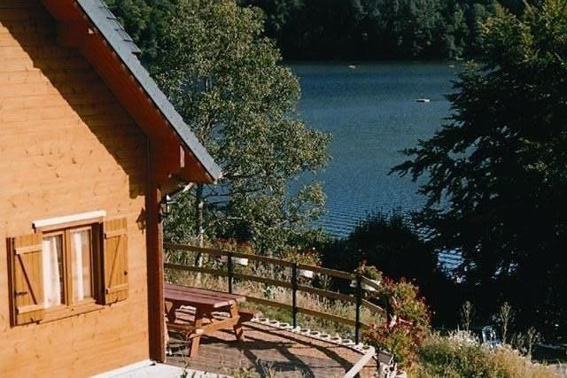 Ferienwohnungen Chambon-sur-Lac - Hütte - 6 Personen - Grill - Foto Nr. 1