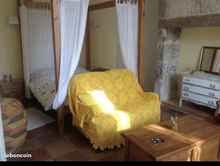 Salon/Chambre de 25 m2