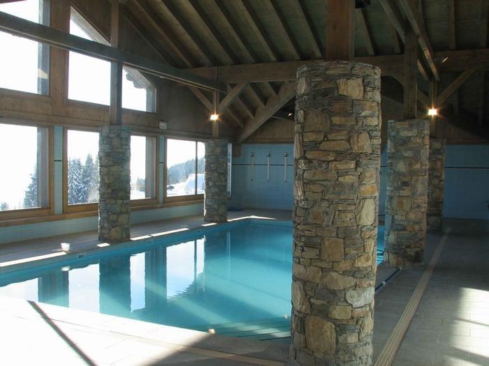 Location vacances Villard-sur-Doron -  Appartement - 7 personnes - Télévision - Photo N° 1