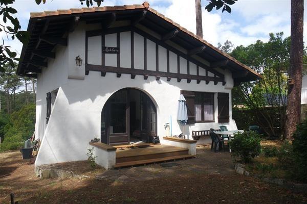 Location vacances Arcachon -  Maison - 5 personnes - Terrasse - Photo N° 1