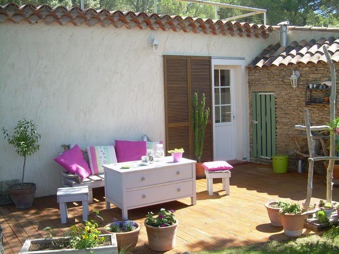 Location vacances Cornillon-Confoux -  Maison - 6 personnes - Barbecue - Photo N° 1