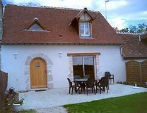 Location vacances Cour-Cheverny -  Maison - 6 personnes - Barbecue - Photo N° 1