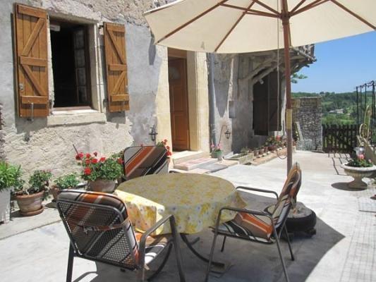 Alquileres de vacaciones Senouillac - Apartamento - 3 personas - BBQ - Foto N° 1