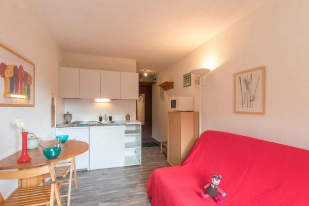 Location vacances Puy-Saint-Vincent -  Appartement - 2 personnes - Télévision - Photo N° 1