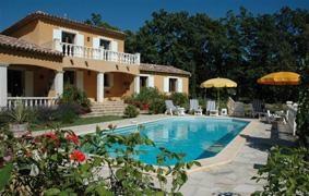 Location vacances Régusse -  Chambre d'hôtes - 7 personnes - Jardin - Photo N° 1