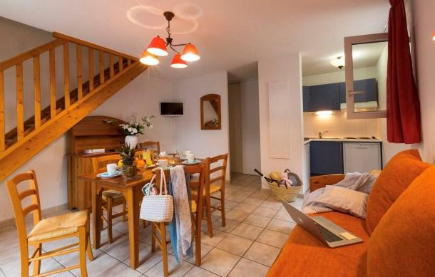 Location vacances Vallon-Pont-d'Arc -  Appartement - 6 personnes - Télévision - Photo N° 1