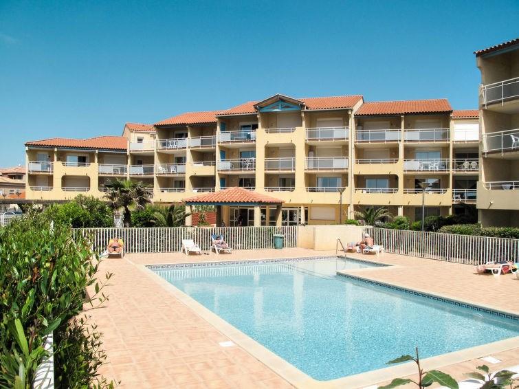 Location vacances Valras-Plage -  Appartement - 4 personnes -  - Photo N° 1