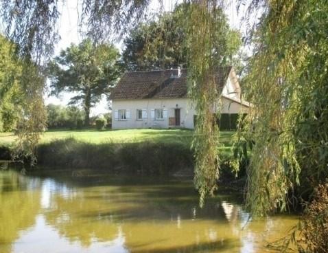 Location vacances Monétay-sur-Loire -  Maison - 6 personnes - Barbecue - Photo N° 1