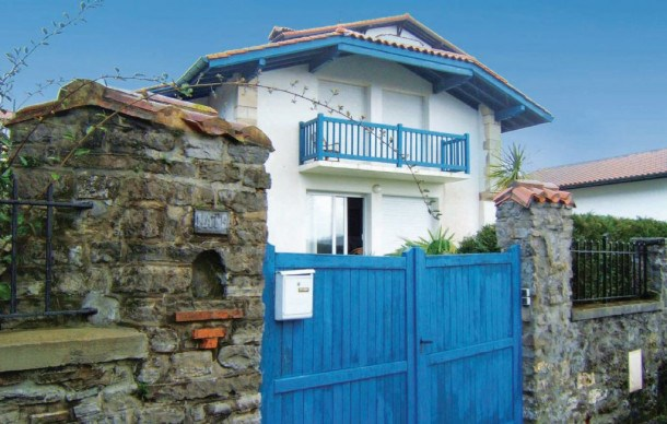 Location vacances Hendaye -  Maison - 6 personnes - Barbecue - Photo N° 1