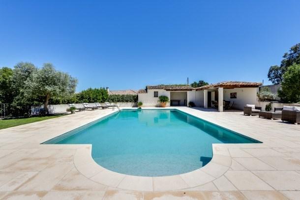 Magnifique maison provençale avec vue panoramique