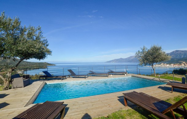 Location vacances Saint-Florent -  Appartement - 8 personnes - Barbecue - Photo N° 1