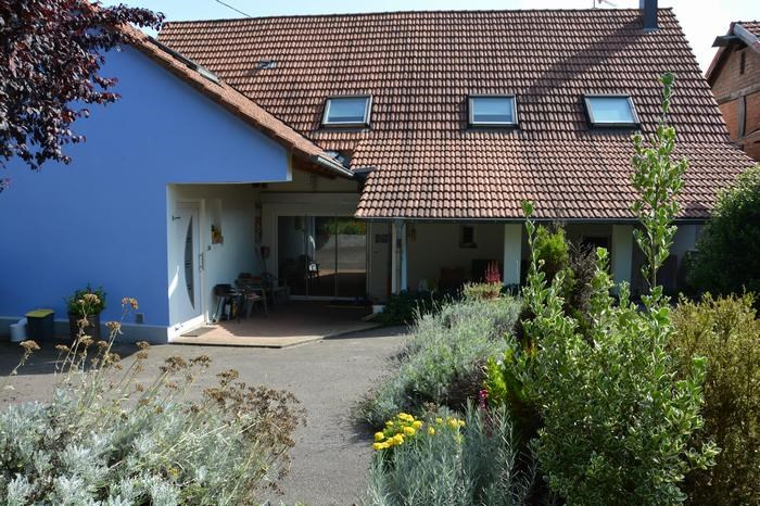Holiday rentals Oberrœdern - House - 5 persons - BBQ - Photo N° 1