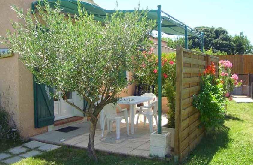 Location vacances Vinon-sur-Verdon -  Gite - 2 personnes - Barbecue - Photo N° 1