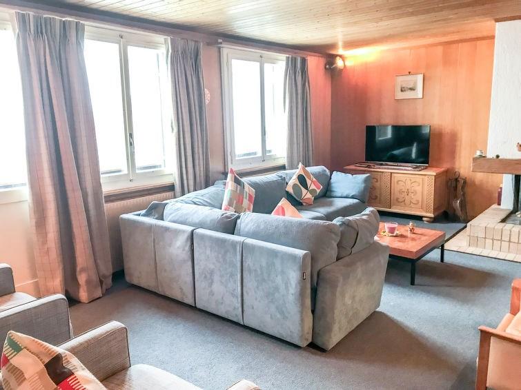 Location vacances Grindelwald -  Maison - 9 personnes -  - Photo N° 1