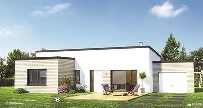 Maison  5 pièces + Terrain 500 m² Aucamville par Maison Familiale Toulouse
