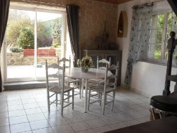 Holiday rentals Plougonven - Cottage - 4 persons - BBQ - Photo N° 1