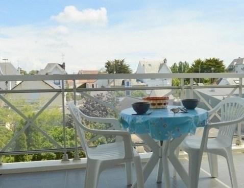 Location vacances Le Pouliguen -  Appartement - 4 personnes - Barbecue - Photo N° 1