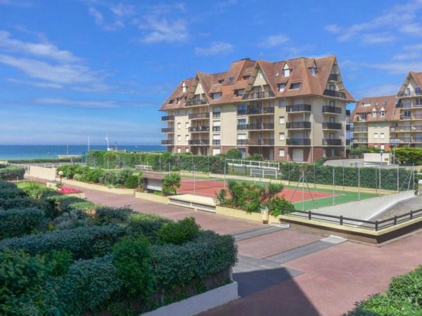 Location vacances Cabourg -  Appartement - 2 personnes - Lecteur DVD - Photo N° 1