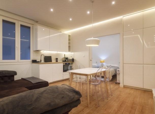 Location vacances Bilbao -  Appartement - 4 personnes - Télévision - Photo N° 1