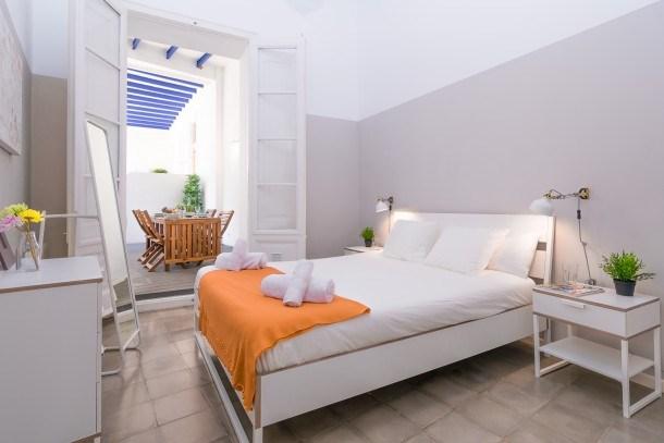 S4-Blau Mar- En face de la plage de San Sebastian - Appartements à louer à Sitges, Espagne